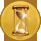 Reloj de arena de granjero