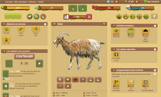 Farmzer - Hazte cargo de tus animales de la granja