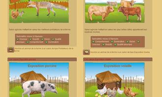 Farmzer - Los salones agricolas